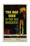 The Bad Seed, 1956, Directed by Mervyn Leroy Giclee Print