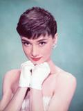 Audrey Hepburn, 1954 Photographic Print