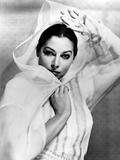 "Ava Gardner. ""Bhowani Junction"" 1956, Directed by George Cukor Papier Photo"