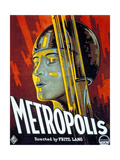 Metropolis, 1927, Directed by Fritz Lang Giclee Print