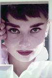 Audrey Hepburn, 1954 Reprodukcja zdjęcia