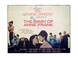 The Diary of Anne Frank, 1959, Directed by George Stevens Giclee Print