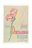 Dodsworth, 1936, Directed by William Wyler Giclee Print