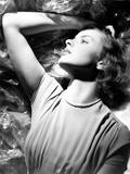 Ingrid Bergman, 1939. 1939 Photographic Print