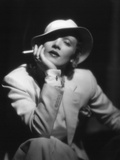 "Marlene Dietrich. ""Caprice Espagno"" 1935, ""The Devil Is a Woman"" Directed by Josef Von Sternberg Fotografie-Druck"