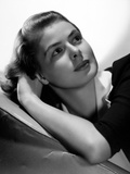 Ingrid Bergman, 1941 Photographic Print