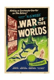 The War of the Worlds, 1953, Directed by Byron Haskin Giclee Print