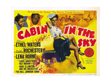 Cabin In the Sky, 1943, Directed by Vincente Minnelli Giclee Print
