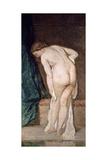 Leaving the Bath Giclee Print by Eduardo Rosales