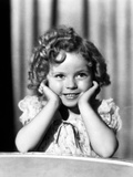 Shirley Temple Photographic Print