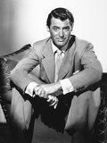 """Cary Grant. """"Once Upon a Honeymoon"""" 1942, Directed by Leo Mccarey Photographic Print"""