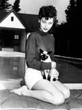 Ava Gardner, 1946 Reproduction photographique