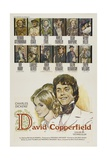 David Copperfield, 1969, Directed by Delbert Mann Giclee Print