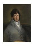 Isidoro Máiquez, 1807, Spanish School Giclee Print by Francisco De Goya