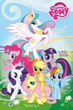 My Little Pony - Names Plakater