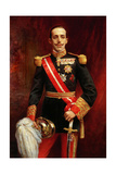 Alfonso Xiii of Spain, 1915 Giclee Print by Tomas Martin y rebello