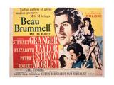 """""""Beau Brummell"""" 1954, Directed by Curtis Bernhardt Giclee Print"""