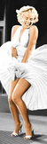 Marilyn Monroe Seven Year Itch Movie Poster Posters