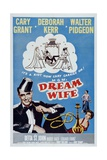 Dream Wife, 1953, Directed by Sidney Sheldon Giclée-tryk