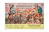Alexander the Great Giclee Print
