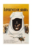 Lawrence of Arabia, 1962, Directed by David Lean Giclee-vedos