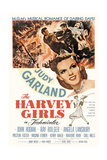 The Harvey Girls, 1946, Directed by George Sidney Giclée-tryk