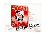 The Big Sleep, 1946, Directed by Howard Hawks Giclée-tryk
