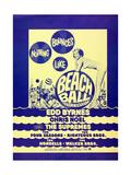 """Beach Ball"" 1965, Directed by Lennie Wenrib Giclee Print"