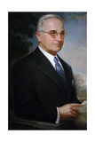 Harry S. Truman. 33rd President of USA Giclee Print by Greta Kempton