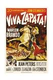 Viva Zapata!, 1952, Directed by Elia Kazan Giclee Print