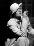 "Marlene Dietrich. ""Caprice Espagno"" 1935, ""The Devil Is a Woman"" Directed by Josef Von Sternberg Lámina fotográfica"