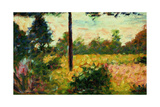 Forest of Barbizon, Ca. 1922 Giclee Print by Georges Seurat