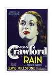 Rain, 1932, Directed by Lewis Milestone Giclee Print