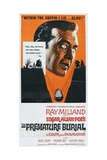 The Premature Burial, 1962, Directed by Roger Corman Giclee Print