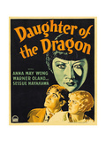 Daughter of the Dragon, 1931, Directed by Lloyd Corrigan Giclee Print