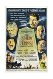 The Comedy of Terrors, 1963, Directed by Jacques Tourneur Giclee Print