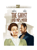 The Ghost And Mrs. Muir, 1947, Directed by Joseph L. Mankiewicz Reproduction procédé giclée
