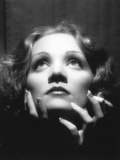 "Marlene Dietrich. ""Shanghai Express"" 1932, Directed by Josef Von Sternberg Reproduction photographique"