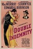 Double Indemnity, 1944, Directed by Billy Wilder Digitálně vytištěná reprodukce