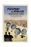 Passport To Pimlico, 1949, Directed by Henry Cornelius Giclee Print