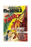 The Firefly, 1937, Directed by Robert Z. Leonard Giclee Print