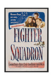 Fighter Squadron, 1948, Directed by Raoul Walsh Giclee Print