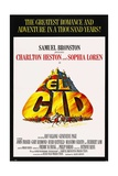 El Cid, 1961, Directed by Anthony Mann Giclee Print