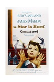 A Star Is Born, 1954, Directed by George Cukor Giclee Print