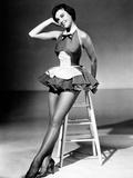 Leslie Caron Photographic Print