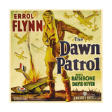 "Flight Commander, 1930 ""The Dawn Patrol"" Directed by Howard Hawks Giclee Print"