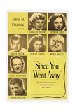 Since You Went Away, 1944, Directed by John Cromwell Giclee Print