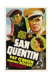 San Quentin, 1937, Directed by Lloyd Bacon Giclee Print