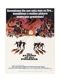 The Flight of the Phoenix, 1965, Directed by Robert Aldrich Giclee Print