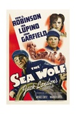 The Sea Wolf, 1941, Directed by Michael Curtiz Giclee Print